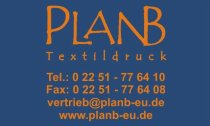 PLANB Textildruck